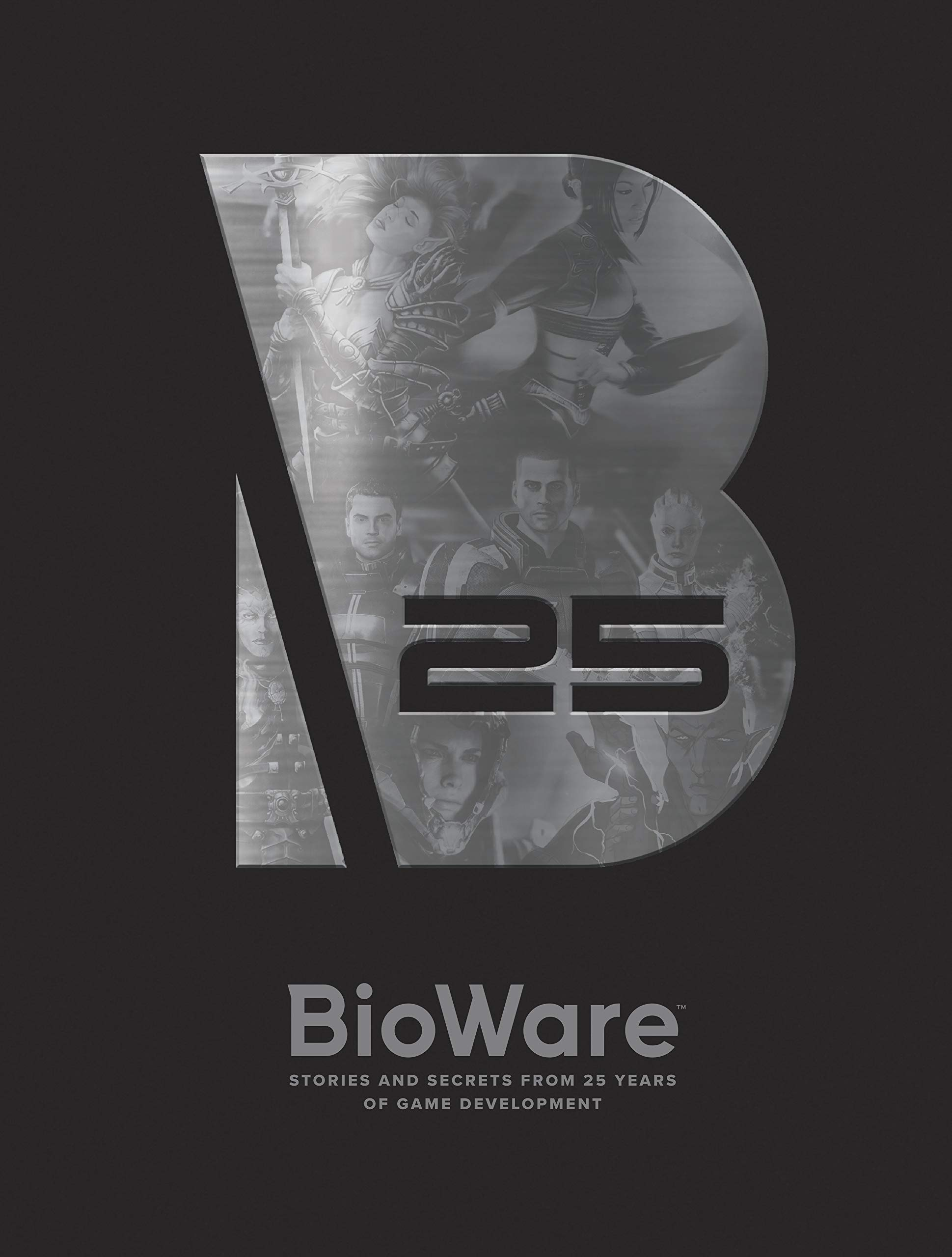 BioWare: Stories and Secrets from 25 Years of Game Development
