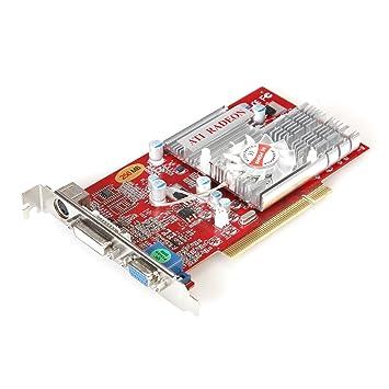 ATI – Tarjeta gráfica AGP 7500, 9000, 9200, 9250, 9550, 9600 PRO XT, HD3650 32 MB hasta 1024 MB a la Elección 7500 128MB