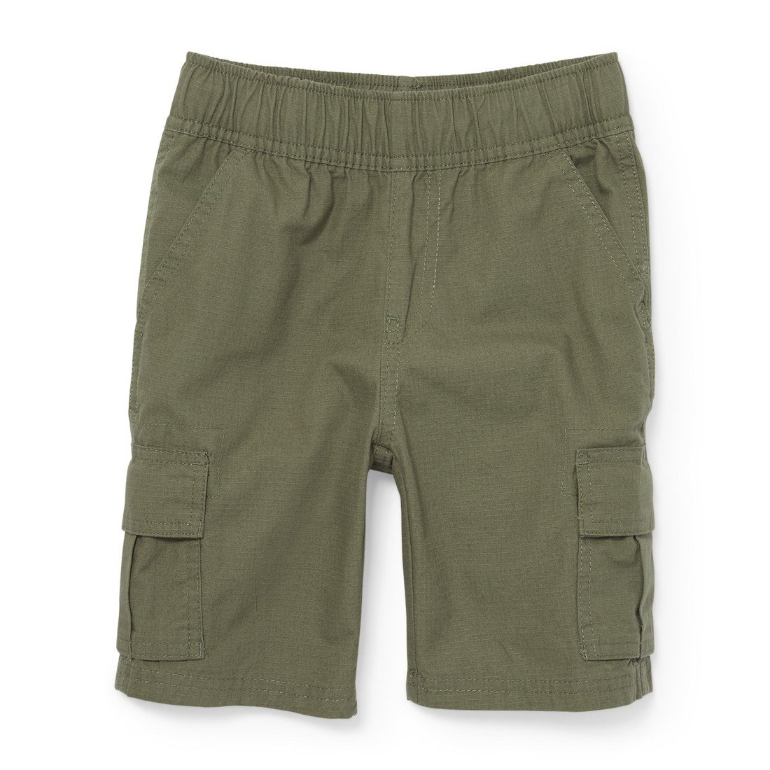 The Children's Place Boys' Big 3415 Pull On Cargo Short The Children's Place 2094137