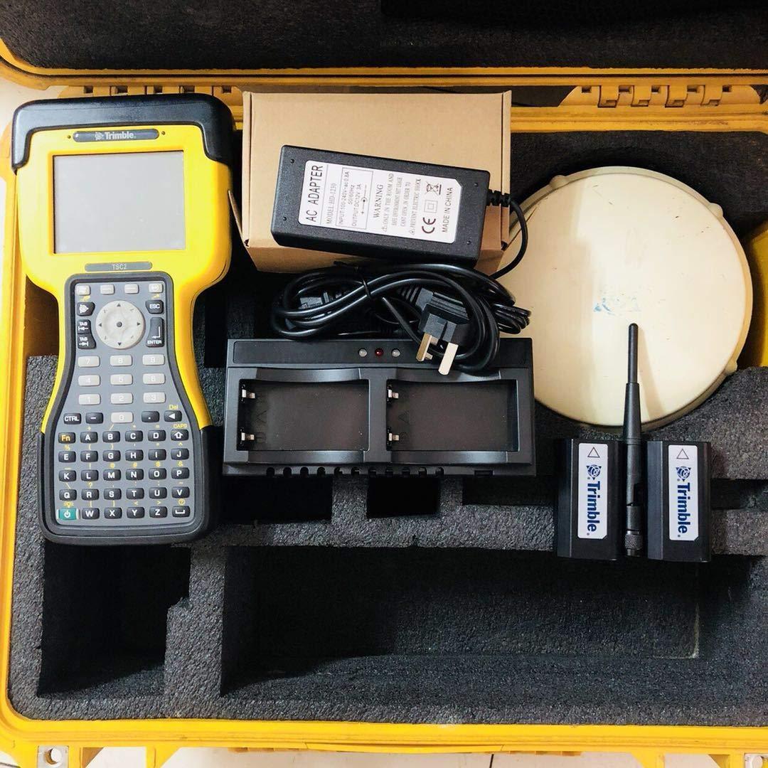 Amazon com: Used 410MHz-430MHz trimble R6 Model 2 RTK GPS