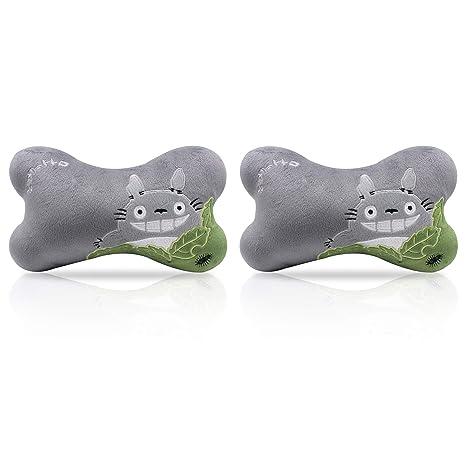 Amazon.com: Apoyacabeza Finex Totoro, cojín de ...