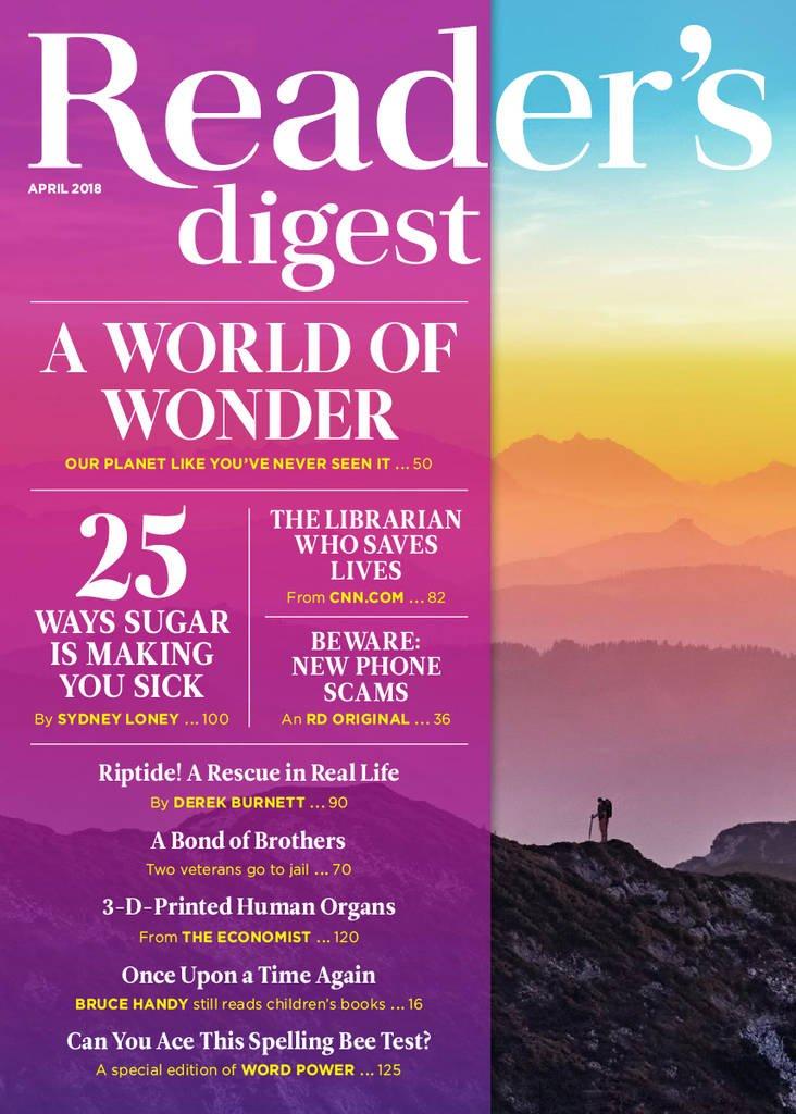 Reader's Digest Only $5.00 (Wa...