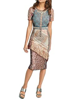 Byron Lars Anthropologie Beachcomber Column Dress 858 - NWT