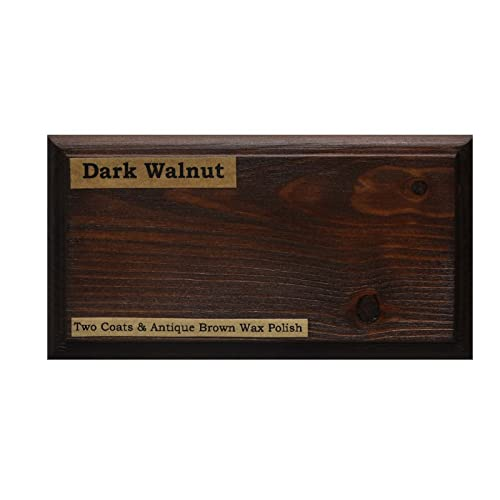Littlefairu0027s Environmentally Friendly Water Based Wood Stain U0026 Dye (Tester  Pot, Dark Walnut)