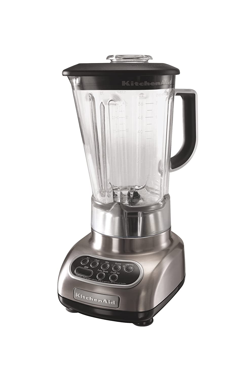 Amazon.com: KitchenAid KSB580NK Custom Metallic 5-Speed Blender ...
