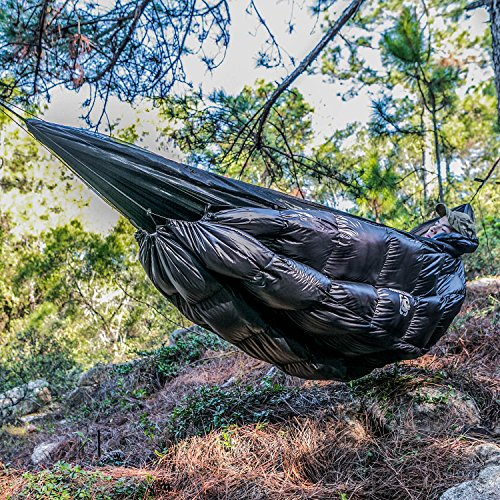 Review OneTigris Down Hammock Cocoon,
