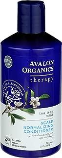 product image for Avalon Organics Treatment Conditioner Tea Tree Mint - 14 fl oz