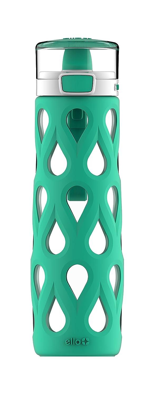 Ello (Lombardei Gemma Glas Wasser Flasche, Minze, 22 Oz