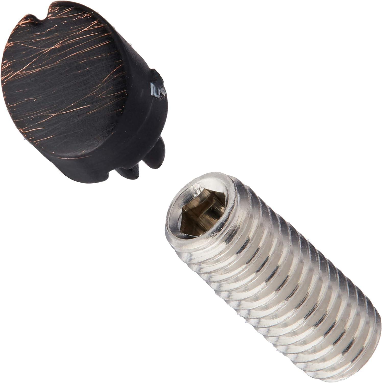 delta faucet rp72561rb cassidy set screw and button diverter venetian bronze