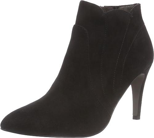 Tamaris 25342, Damen Ankle Boots, Schwarz (Black 001), 35 EU