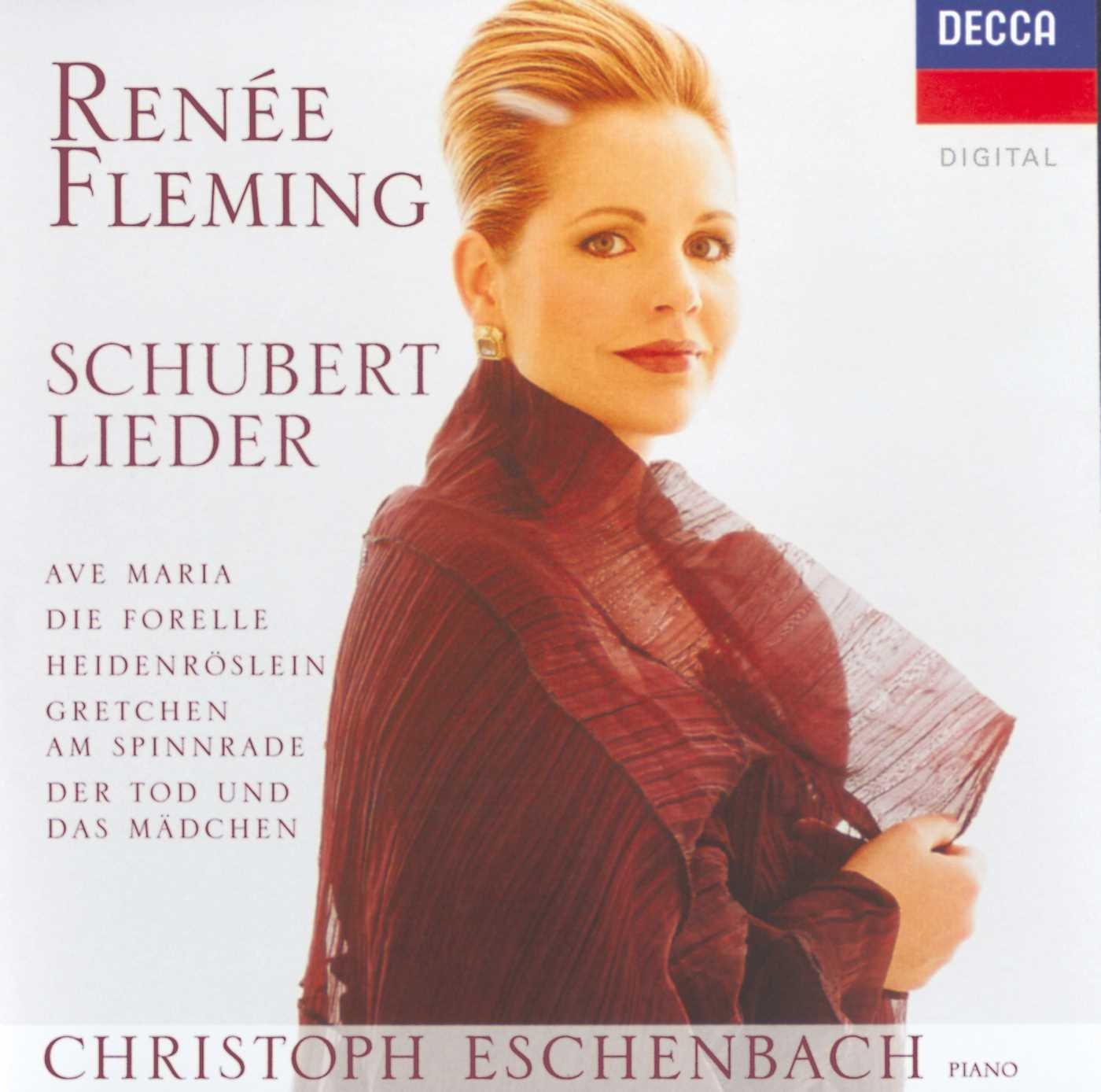 Renee Fleming - The Schubert Album