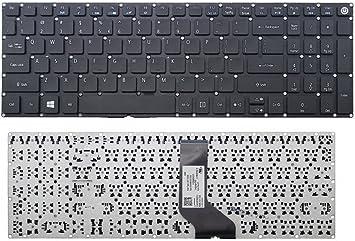Amazon.com: New US Black Laptop Keyboard (Without Frame ...