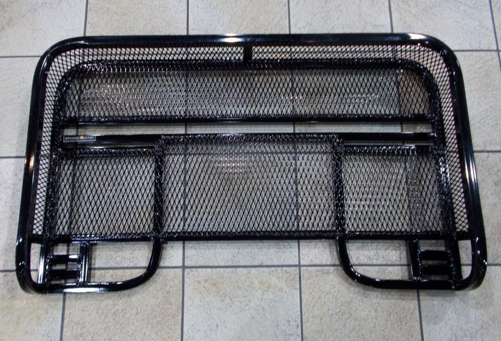 New 2007-2016 Honda TRX 420 TRX420 Rancher ATV Rear Basket Rear Carrier