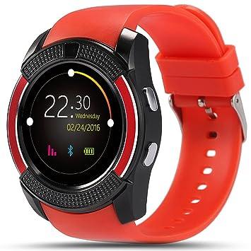 Sport Montre connectée,TURNMEON® Moniteur de fréquence cardiaque Fitness Sport Tracker Santé podomètre calories