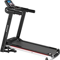 Magic Digital Treadmill - EM-1257,Black