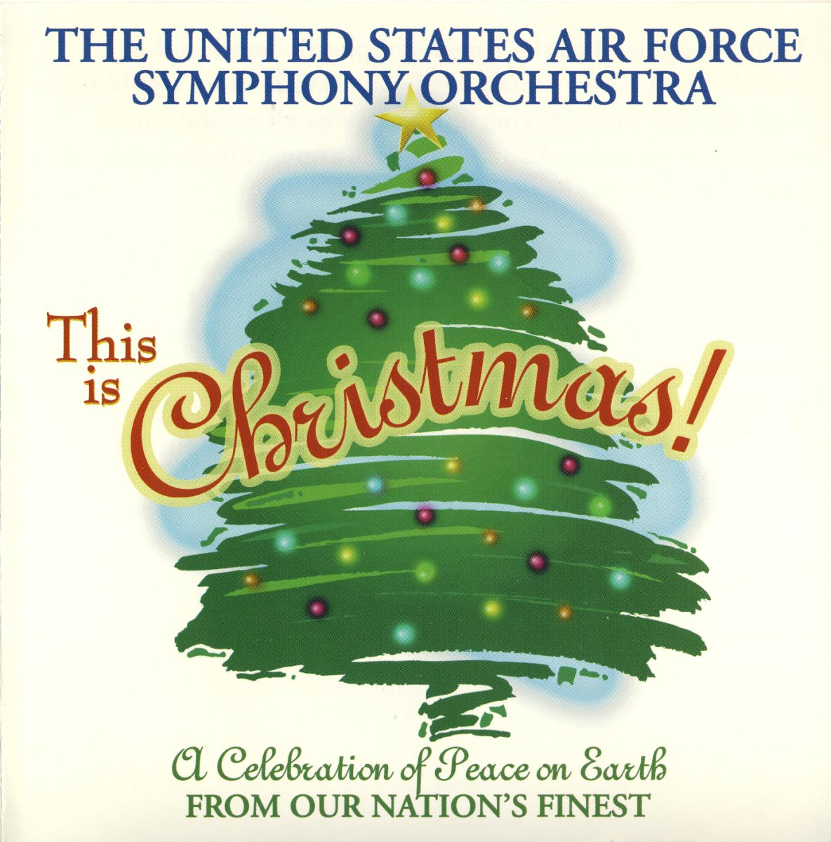 The United States Air Force Symp Orchest - This is Christmas! - The ...