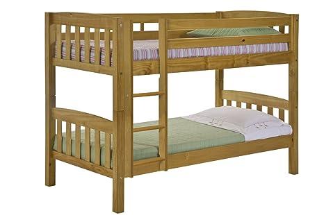 Verona - Accesorio de colchón, 90 x 190 cm (BUNKAMEN3000AAN)
