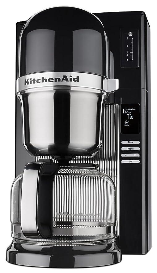 Kitchenaid Rkcm0802ob Renewed Pour Over Coffee Brewer Onyx Black
