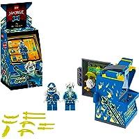 Lego Jay Avatar Arcade Pod