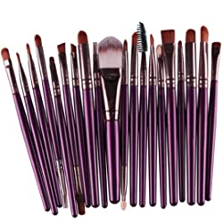 Fullfun 20 pcs/set Makeup Brush Set tools