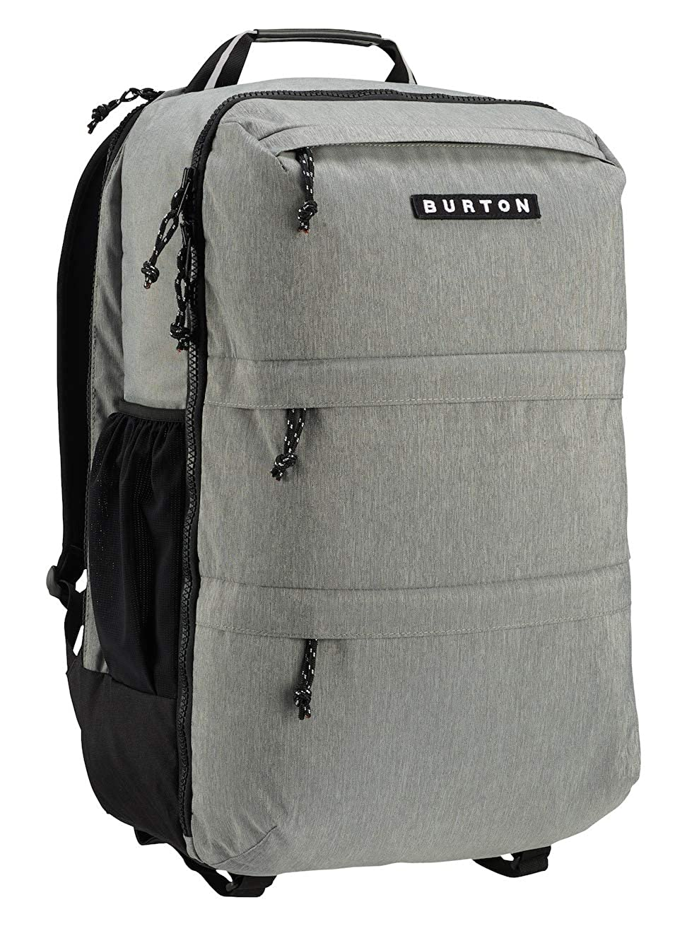 [バートン] リュック TRAVERSE PACK [35L] B072DXKC8Q GREY HEATHER