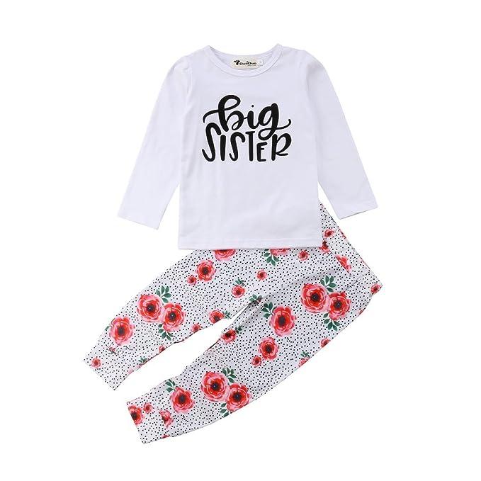 Amazon.com: Kidsa - Conjunto de ropa para bebés y niñas de 0 ...