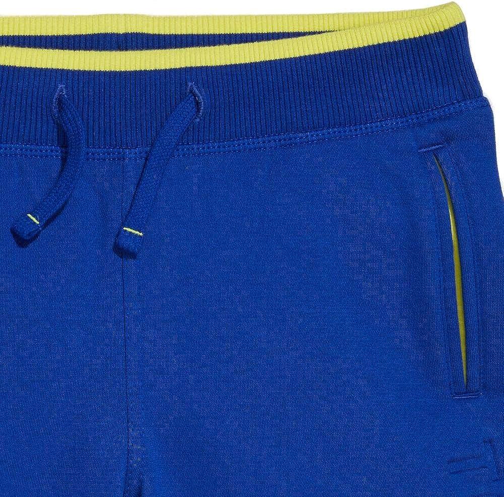 Tommy Hilfiger Boys Adaptive Shorts with Elastic and Drawstring Waist