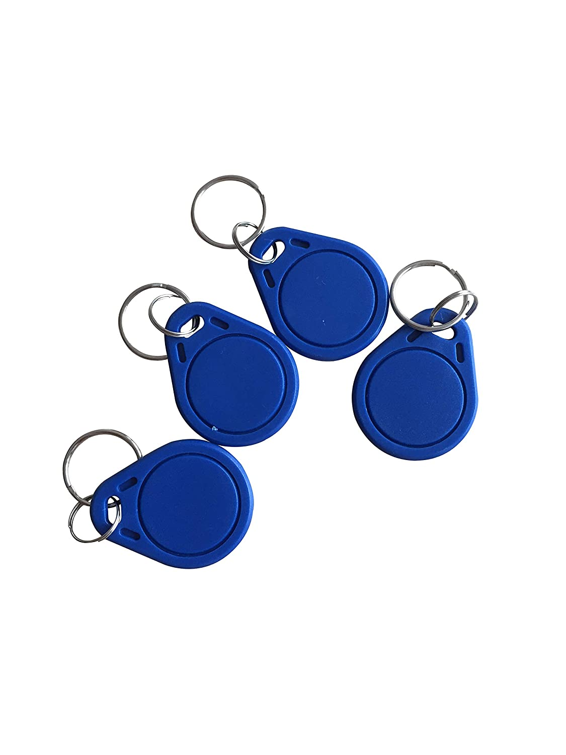 iCode SLI ISO 15693 13.56Mhz Key Fob Blue ABS (Pack of 10) YARONGTECH