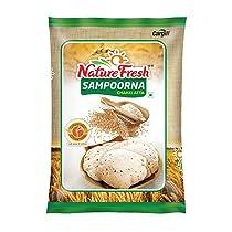 [Pantry] Nature Fresh Sampoorna Chakki Atta, 10kg