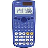 Casio Inc. fx-300es Plus Ingeniería/calculadora científica, fx-300ES PLUS, Azul