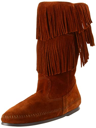Weiches Pima Ding Stiefel Damen Schuhe Damen Stiefel (40, schwarz)