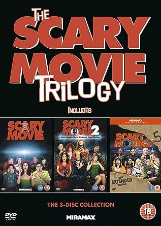 Scary Movie 1-3 Boxset Edizione: Regno Unito Reino Unido DVD: Amazon.es: Movie, Film: Cine y Series TV