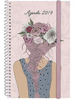 Finocam Espiral Design - Agenda 2018, semana vista apaisada ...