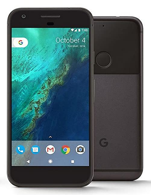 Best Unlimited Storage: Google Pixel XL Phone 128GB Factory Unlocked Refurbished