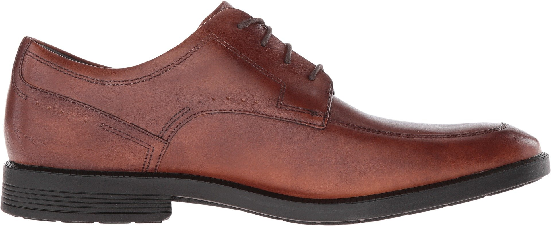 Rockport Men's Dressports Business Apron Toe Oxford New Brown Leather 11.5 M by Rockport (Image #3)