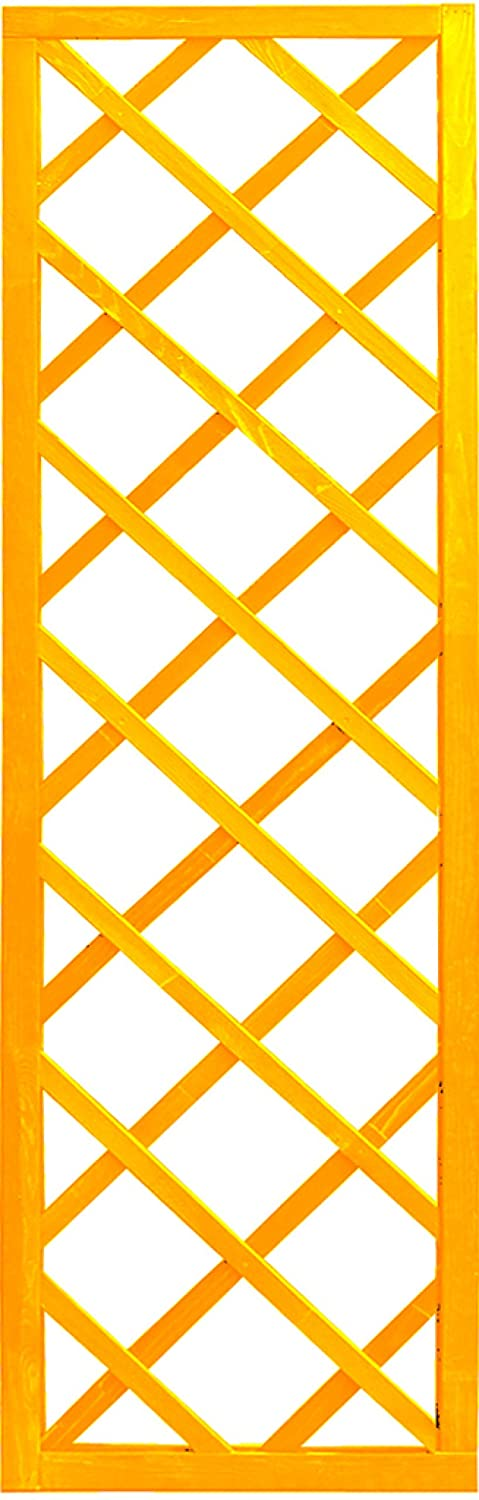 Andrewex wooden fence, privacy, garden fence, fencing panel 180 x 60, varnished, pinie
