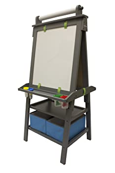 Little Partners Two-Sided A-Frame Kid Easel