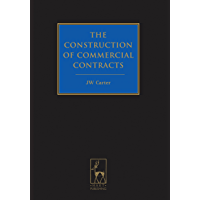 The Construction of Commercial Contracts