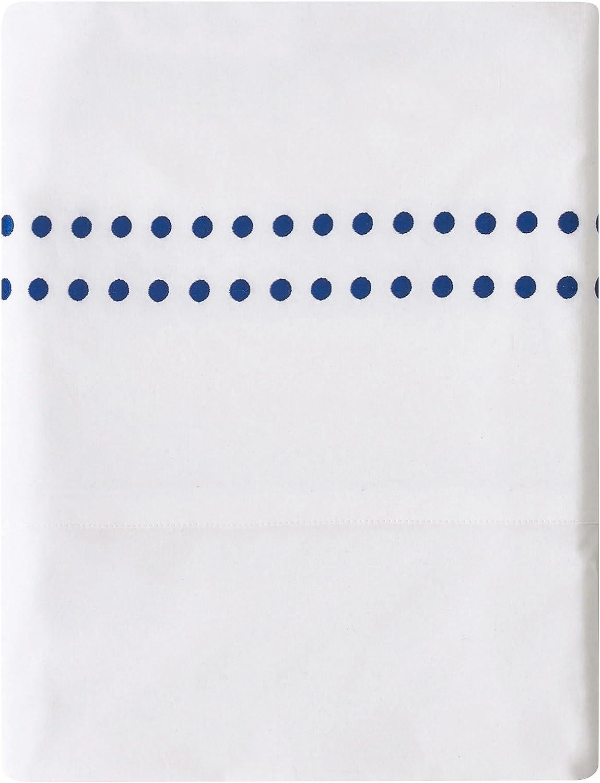 Drap Plat Venezia Percale de Coton Multicolore 240 x 300 cm Essix