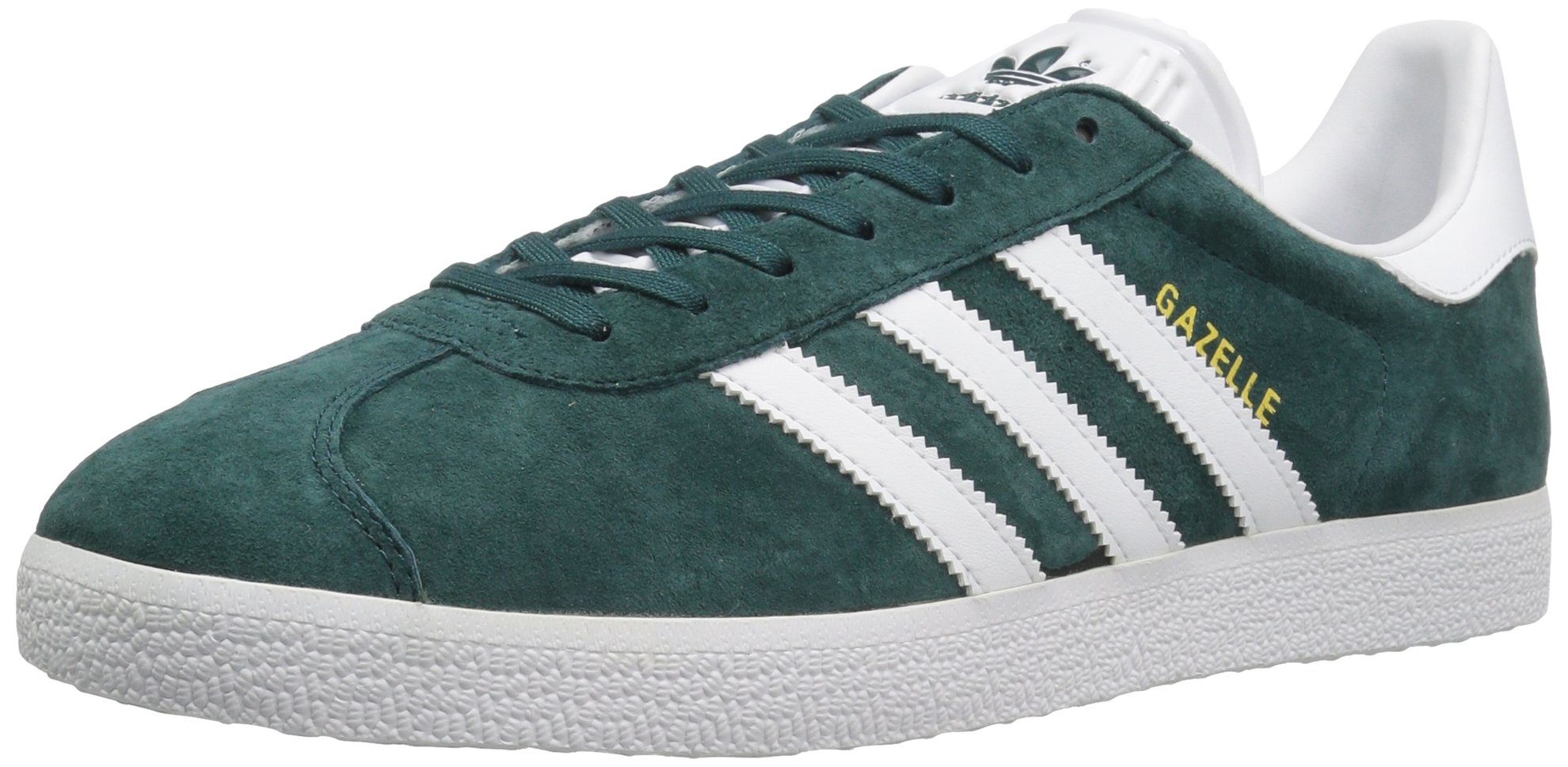 ADIDAS ORIGINALS GAZELLE Sneakers mystery greenwhitegold