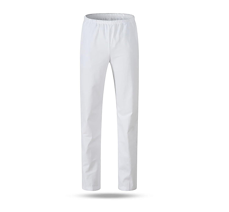 WDF medizinische arbeit hose ä rzte krankenschwestern hose weiß e mä nner overalls gummizug in der taille atmungsaktiv