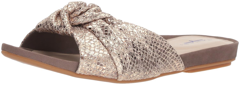 Tahari Women's Tt-Lass Slide Sandal B0773KZP8Y 6 B(M) US|Taupe