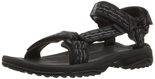 Teva Men's Terra Fi Lite M Sandal, Firetread Midnight, ...