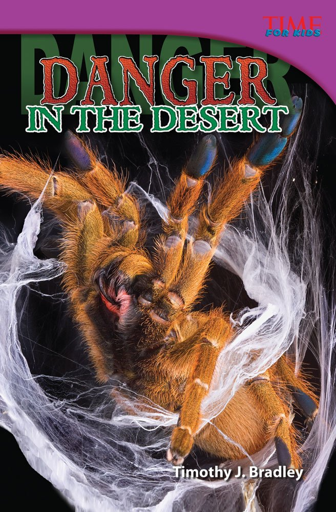 Download Danger in the Desert (TIME FOR KIDS Nonfiction Readers) pdf