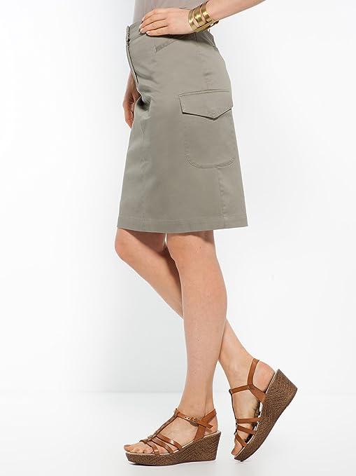 Balsamik 38 Femme Battle Couleur Jupe Taille Esprit rXZrwv