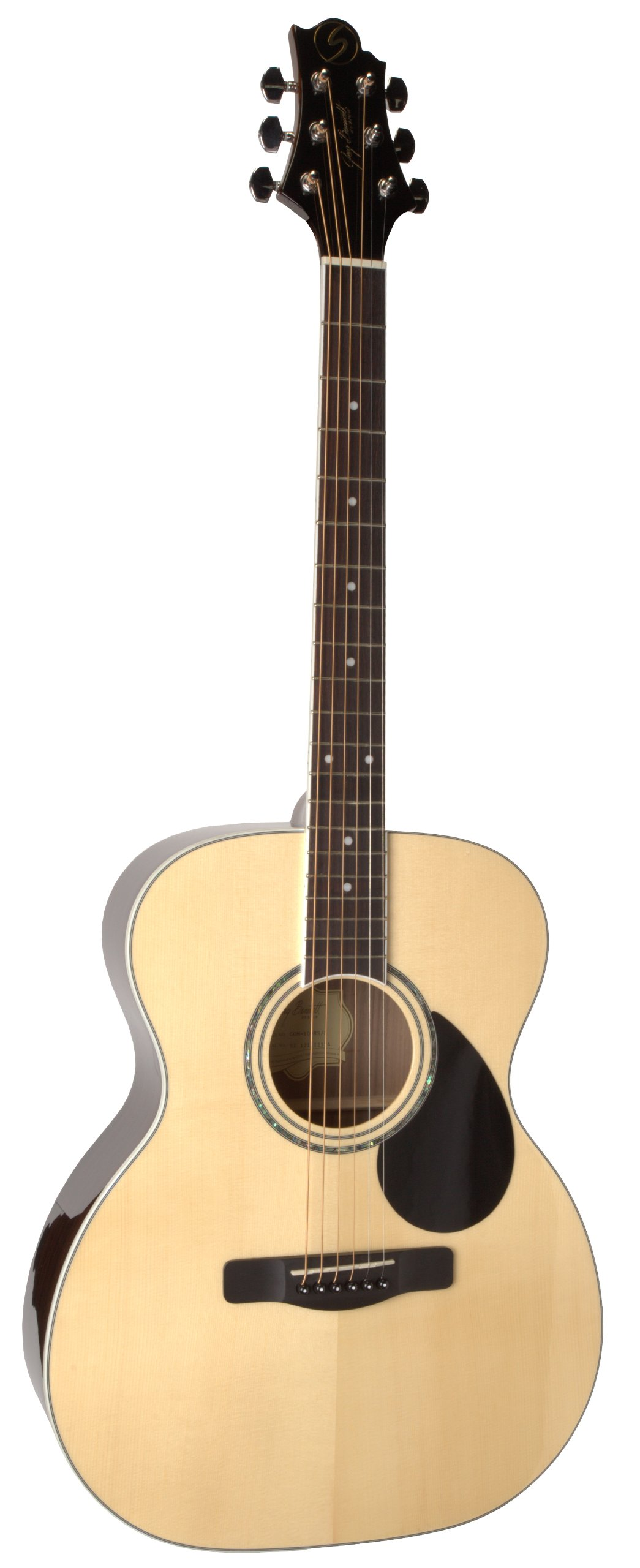 Samick Music G Series 100 GOM100RS Orchestra Body Acoustic Guitar, Natural