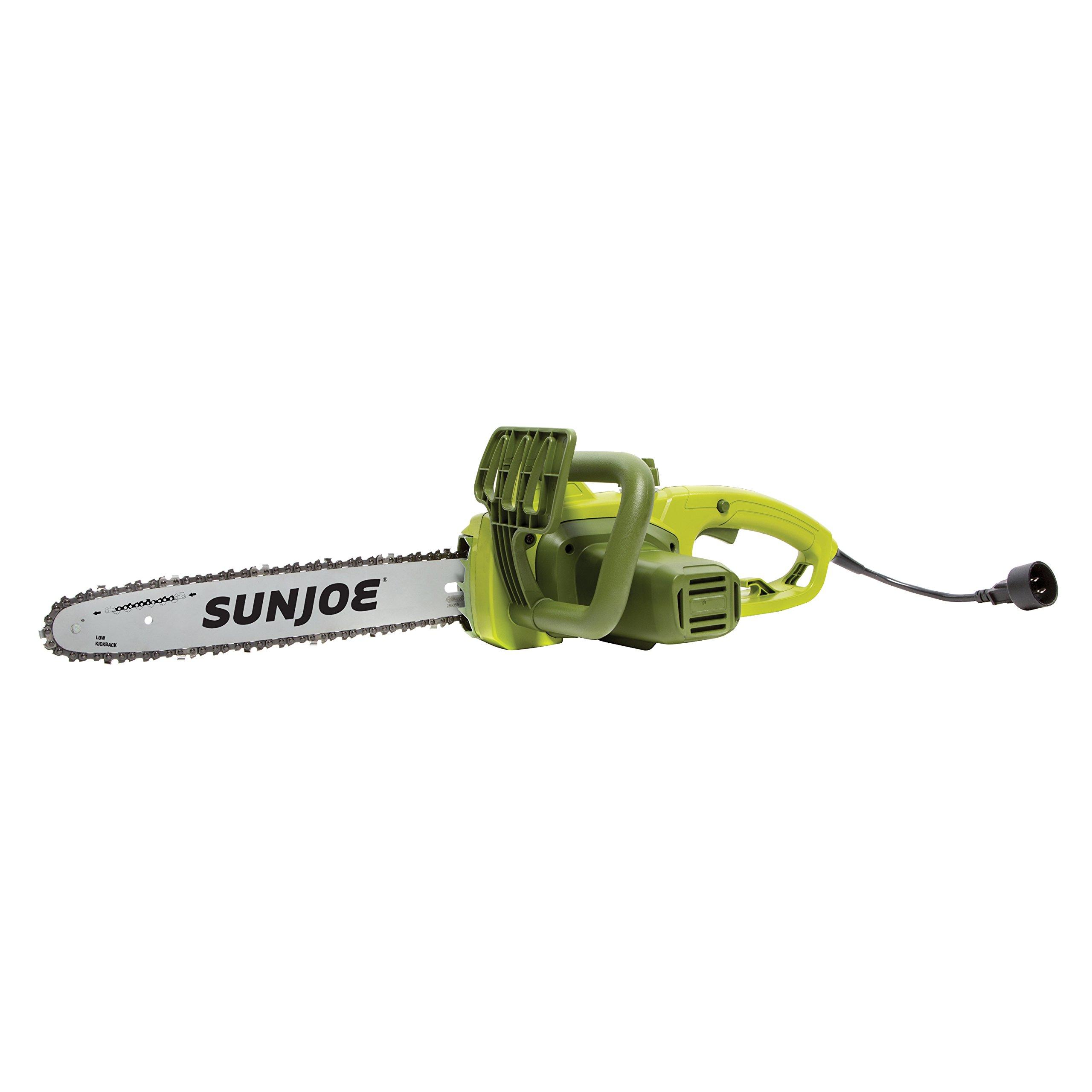 Sun Joe SWJ699E 14'' 9-Amp Electric Chain Saw