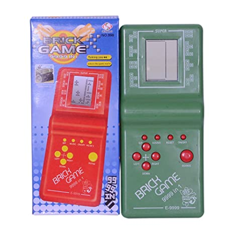 Buy BRICK GAME 9999 IN 1 Online At Low Prices In India