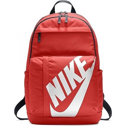 Nike Red Sportswear Elemental Backpack  Amazon.in  Bags 6f838ace09f12