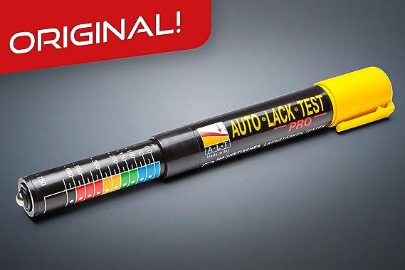 Autolack-Tester PRO - 1er Paket – Das Original – Lacktester / Magnetisches Schichtdickenmessgerät / Spachtel- und Lack-Schich